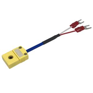 K型熱電対-Y端子変換