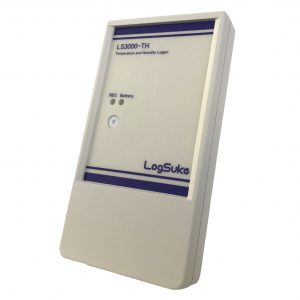 低温・防水対応 温湿度データロガー LS3000-TH