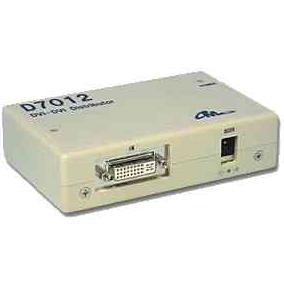 D7012_DVI 1入力 2出力 分配器
