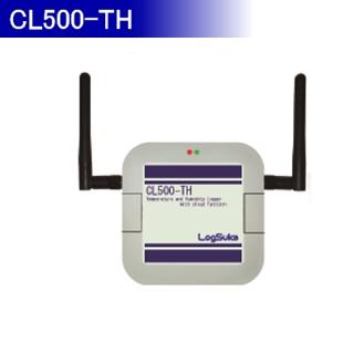 クラウド対応 温湿度ロガー CL500-TH