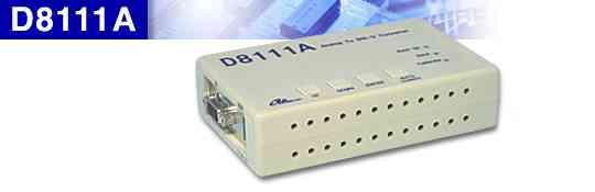 アナログ入力 DVI出力 A/D変換機 D8111A