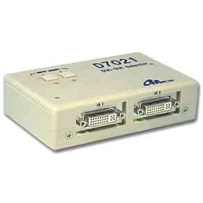 D7021_DVI 2入力 1出力 セレクタ