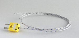 K型ガラス被膜熱電対