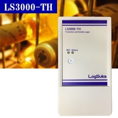 低温対応 温湿度ロガー LS3000-TH